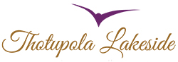 Thotupola Lakeside Resort Logo