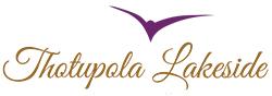 Thotupola Lakeside Resort Logo
